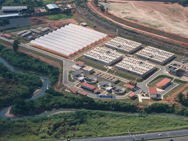 Levantamento da ANA aponta aumento expressivo no número de estações de tratamento de esgotos no Bras