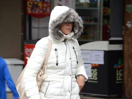 SP entra em estado de atenção para frio após queda na temperatura