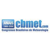 Acervo Congresso Brasileiro de Meteorologia 1980 - 2006