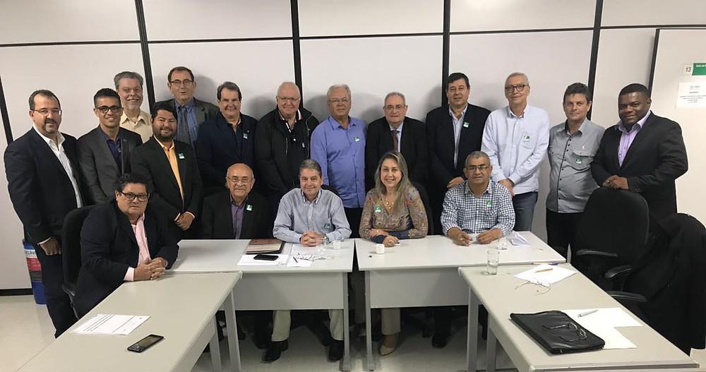Eleição de membros dos Comitês de Bacias Hidrográficas e Consórcios no CNRH - Conselho Nacional de Recursos Hídricos