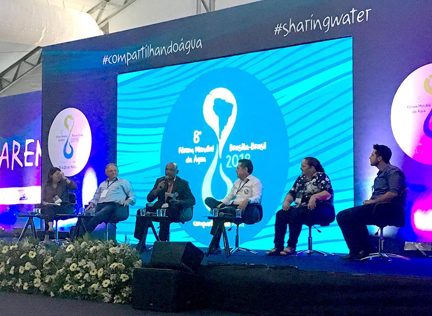 Roda de Conversa: Água nas eleições