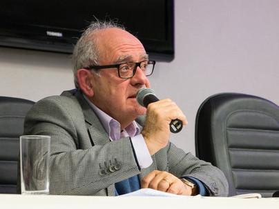 Mensagem do reitor Ubaldo Cesar Balthazar em comemoração aos 60 anos da UFSC