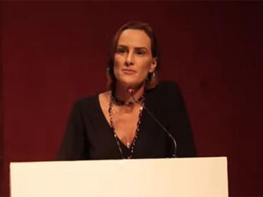 Diretora-presidente da ANA participa da abertura do 31° Congresso da ABES
