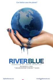 Rio Manchado de Azul