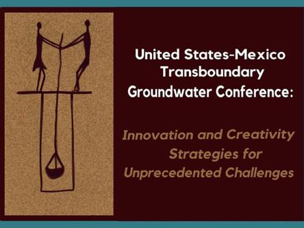 Analizan expertos de México y EUA la gestión de las aguas subterráneas en la región transfronteriza