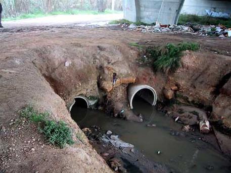 As 5 principais fontes poluidoras da água