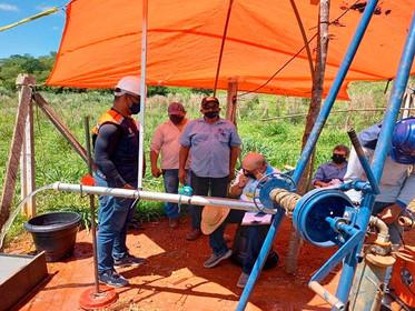 Governo de Minas inicia testes de vazão do Programa Água Doce em municípios mineiros