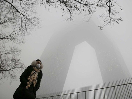 Poluição do ar mata 6,5 milhões de pessoas por ano, diz agência