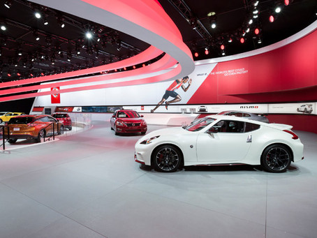 Porque o Crowdshaping pode oferecer aos visitantes do evento o que eles querem - Parte 1 - Nissan