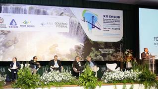 GALERIA DE FOTOS - XX ENCOB - Mesa 5 - Desafios e Oportunidades na Gestão dos Recursos Hídricos