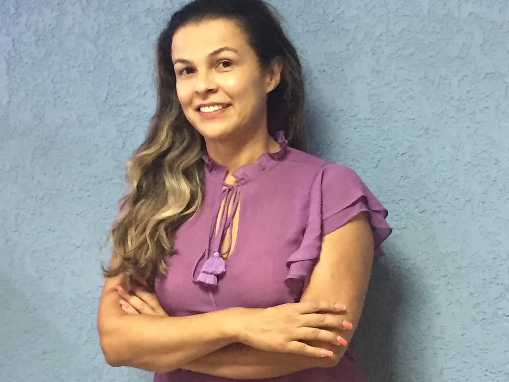 engenheira civil e de Segurança do Trabalho Karla Zavalet - Crédito: Marilene Rodrigues/Acest