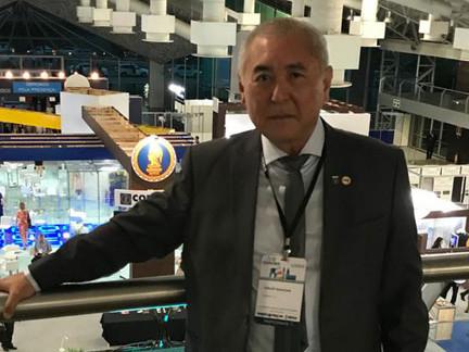 Mensagem do novo Diretor Regional da Mútua/SC, Eng. Civil Carlos Koyti Nakazima