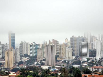 Recorde de frio em Goiânia e em Campo Grande