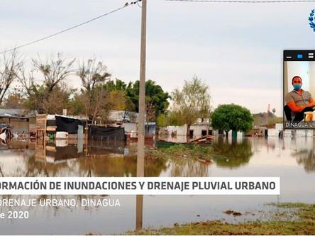 Nuevos aportes de DINAGUA para la adaptación de ciudades al cambio climático