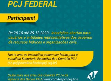 Comitês PCJ se preparam para eleições internas em 2021