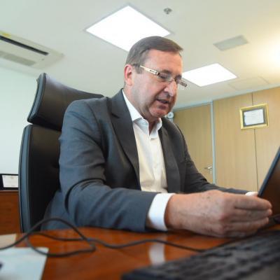 Presidente Joel Krüger