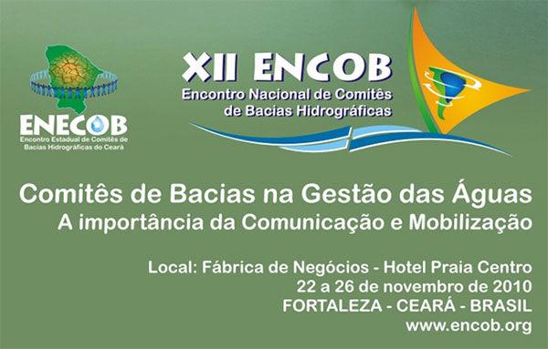 XII ENCOB 2010