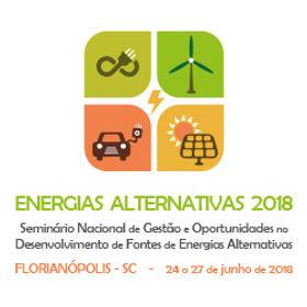 ENERGIAS ALTERNATIVAS 2018