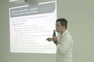 Câmaras Técnicas do CBH-Doce debatem Plano de Aplicação Plurianual (PAP) para o período entre 2016 e