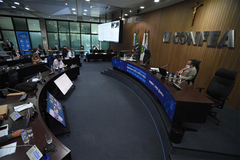 Sessão Plenária 1573