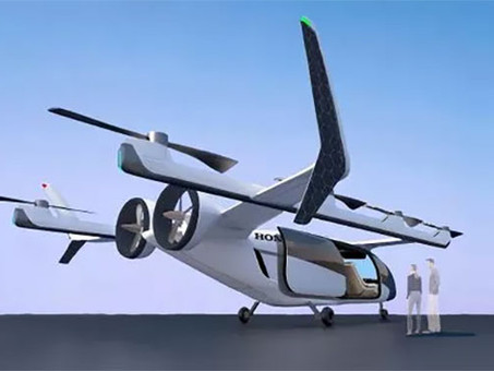 Honda planeja fabricar carros elétricos voadores, os VTOLs, e robôs de telepresença