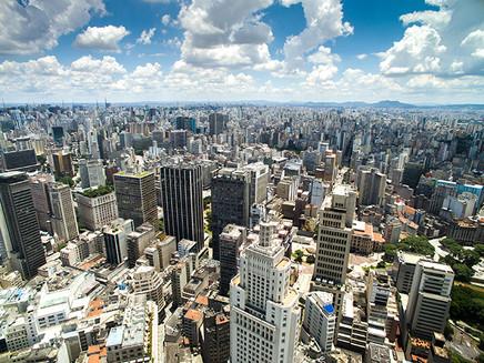 Temperatura na capital Paulista já aumentou mais de 1ºC, diz estudo