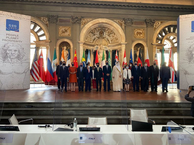Maximiliano De Giorgi/G20 Itália