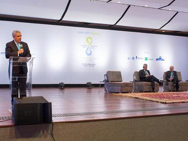 Brasília realiza o Kick-Off Meeting, primeiro evento do 8º Fórum Mundial da Água
