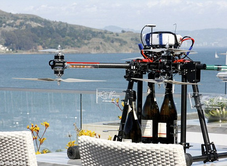 Como usar Drones em eventos? - Parte 4: Para Branding e oferta de oportunidades criativas para patro