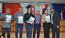 Comitê entrega mais três planos de saneamento em Alagoas