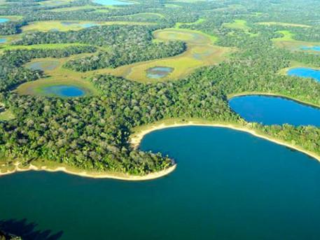 Pantanal – Geologia, Relevo e Solos