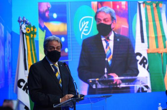 Diretor-presidente da Mútua, Francisco Almeida