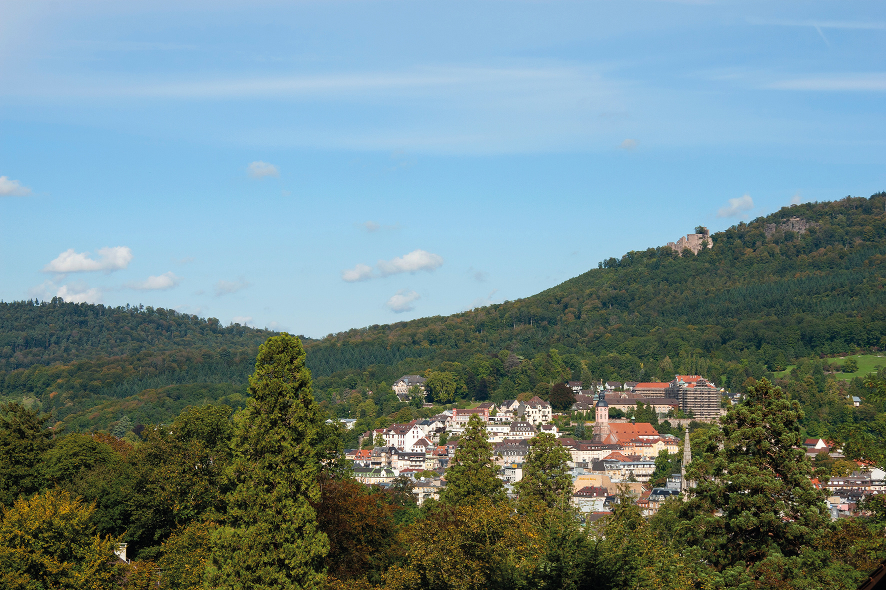 Baden-Baden AltesSchloss