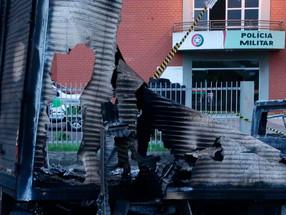 Assalto não está relacionado com facções, diz delegado sobre ataque em Criciúma/SC