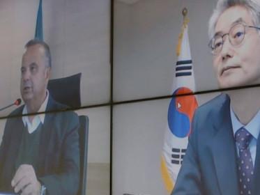 MDR apresenta oportunidades de parceria em saneamento à Coreia do Sul