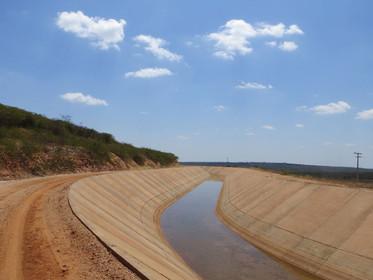 Cinturão das Águas do Ceará recebe mais R$ 31,6 milhões em recursos federais