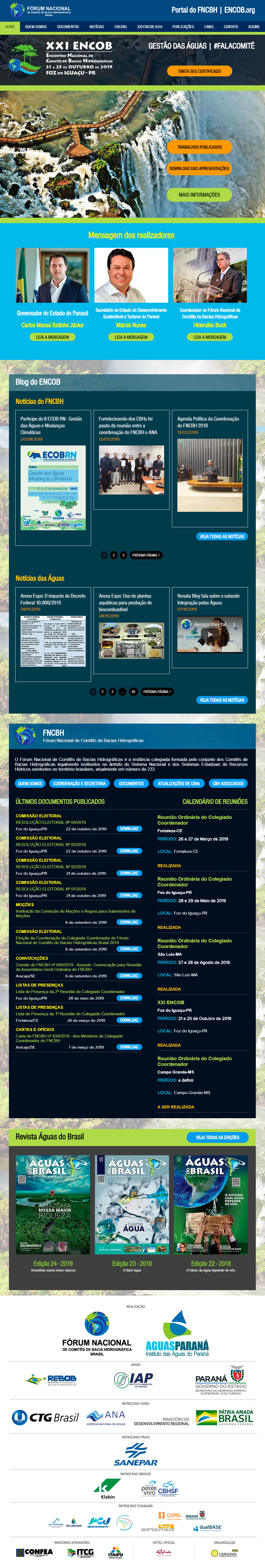 SITE DO EVENTO