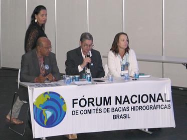 No Dia Mundial da Águas os CBHs do Brasil compartilham experiências exitosas
