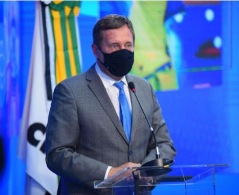 Presidente do Confea, Joel Krüger