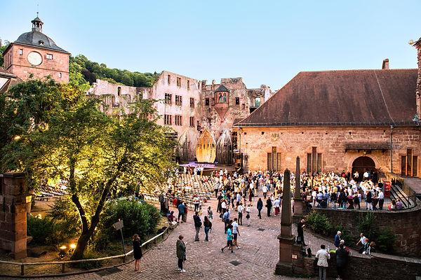 Schlossfestspiele (c) Theater Heidelberg