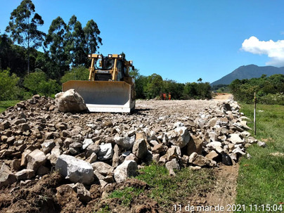 Boas notícias vindas do Trecho Sul da Via de Contorno de Florianópolis da BR 101