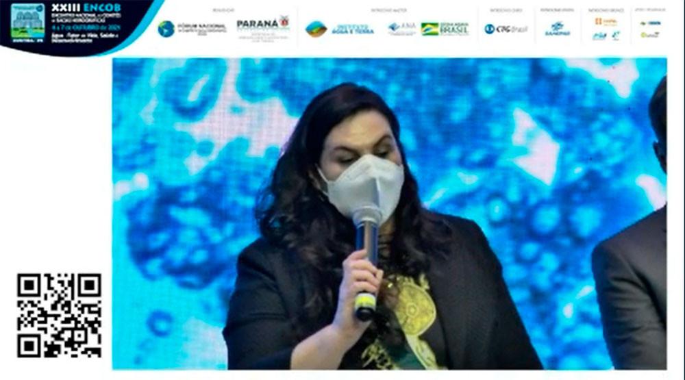 Danielle Tortato - Instituto Água e Terra
