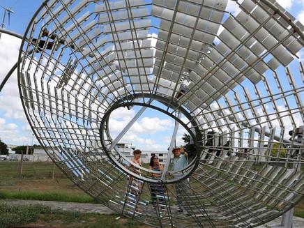 Uenf desenvolve equipamento para tratar água por aquecimento solar