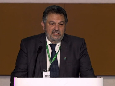 Diretor da ANA aborda regulação do saneamento em palestra magna no 31º Congresso da ABES