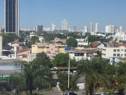 Umidade do ar cai para 7% em Goiânia