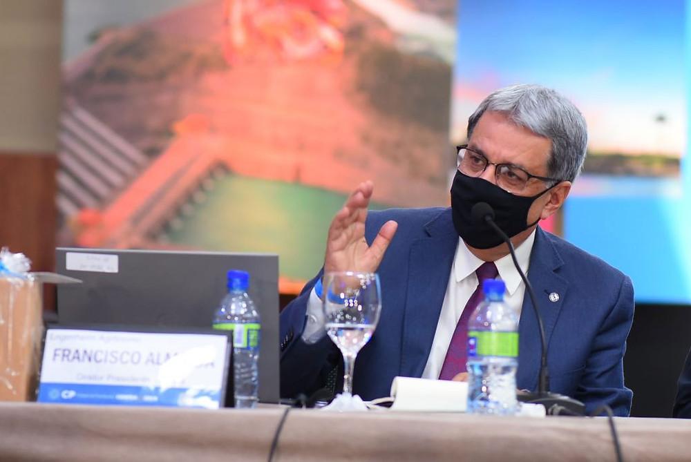 O presidente da Mútua também convidou os presidentes de Creas a participar da construção do Planejamento Estratégico da Instituição