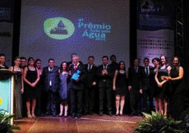 6ª Edição do Prêmio Ação pela Água premia 38 finalistas divididos em quatro categorias