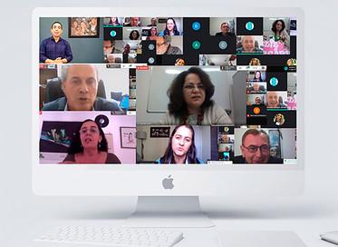 1º Webinar sobre o Fórum Mundial da Água aponta a necessidade de criar ferramenta digital para a par