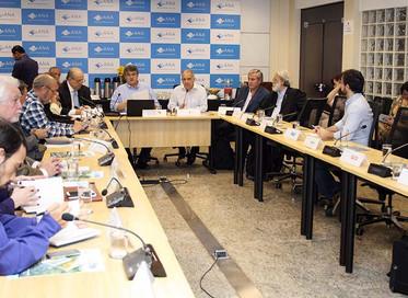 Seção Brasil do Conselho Mundial da Água discute eventos preparatórios para o Fórum Mundial da Água