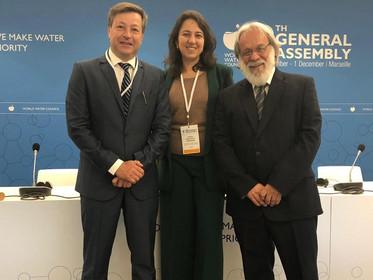 Assembleia em Marselha elege os novos Governadores do Conselho Mundial da Água para o Triênio 2018/2
